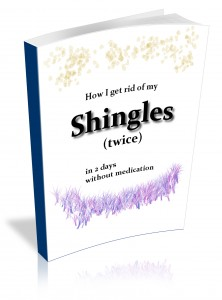 how to get shingles support
